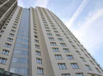 Внешнее оформление фасадов ЖК Светлана